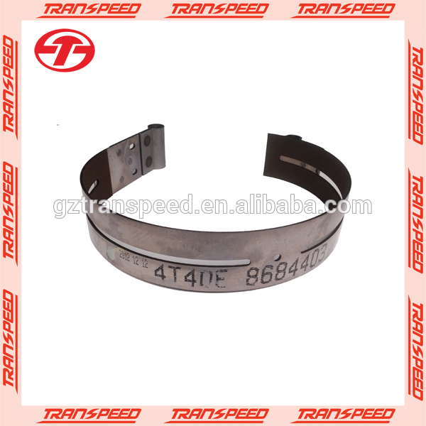 4T40E automatic transmission brake band lining auto parts made in Taiwan