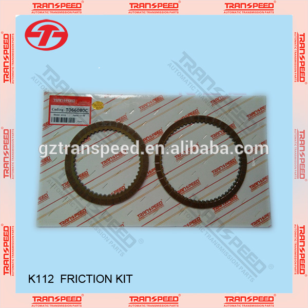 k112 cvt automatic transmission friction kit