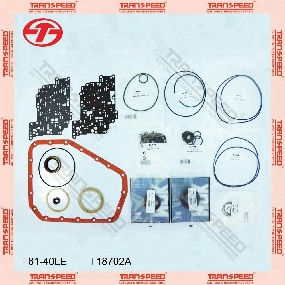 aw81-40le auto transmission overhaul kit T18702a