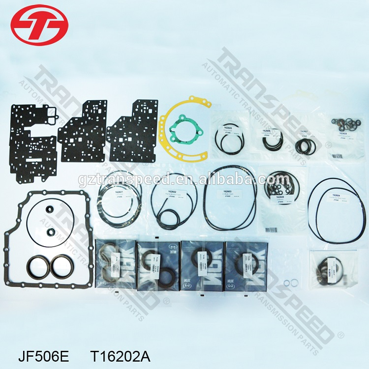 Transpeed automatic transmissionJF506E overhaul kit Featured Image