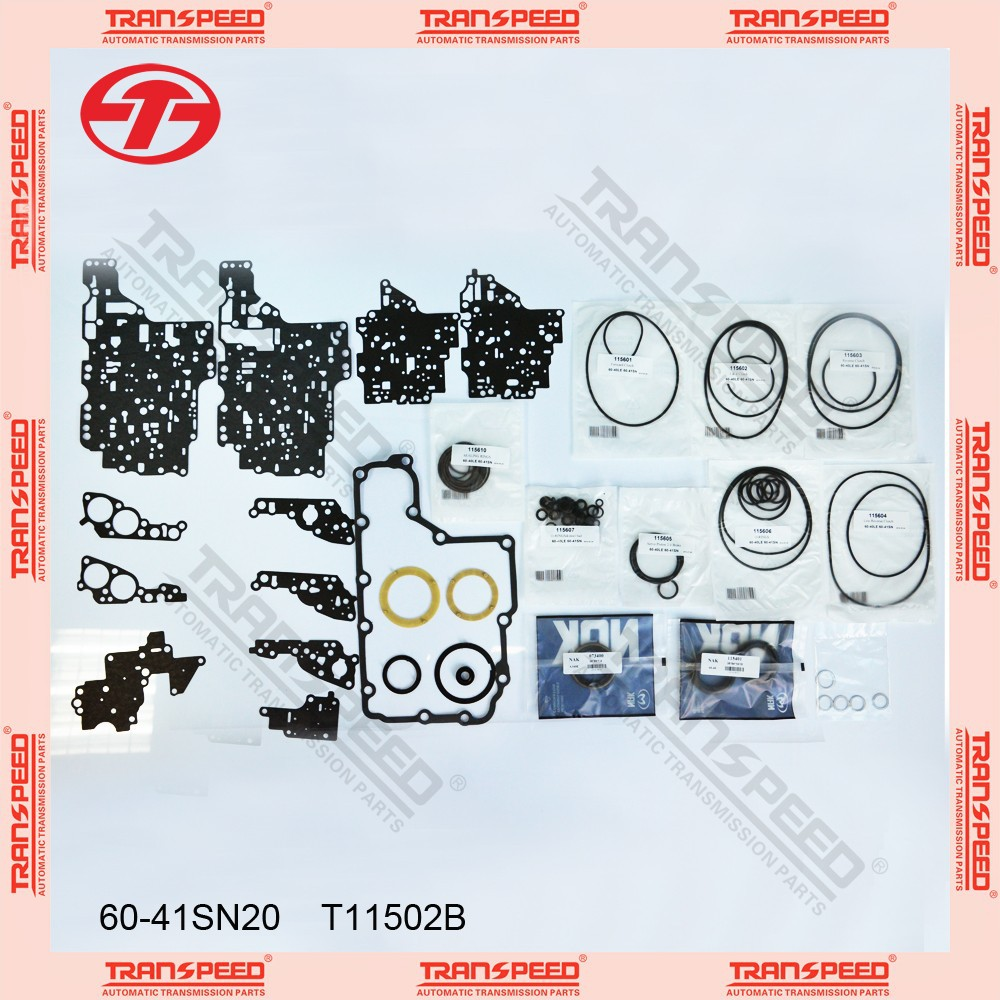 AW60-40SN Automatic transmission overhaul kit gasket kit T11502B TRANSPEED for CHRYSLER