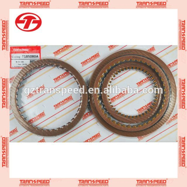 TR60-SN 09D repair friction plate kit clutch kit with Lintex friction plate fit for VOLKSWAGEN.