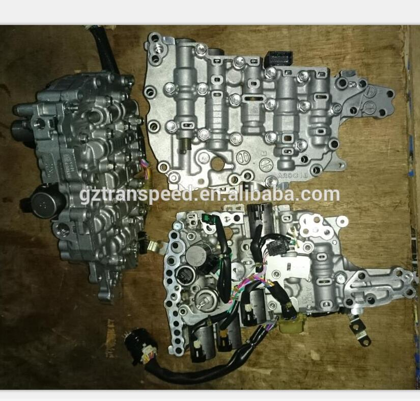 valve body JF017E assistatu.  valve body CVT