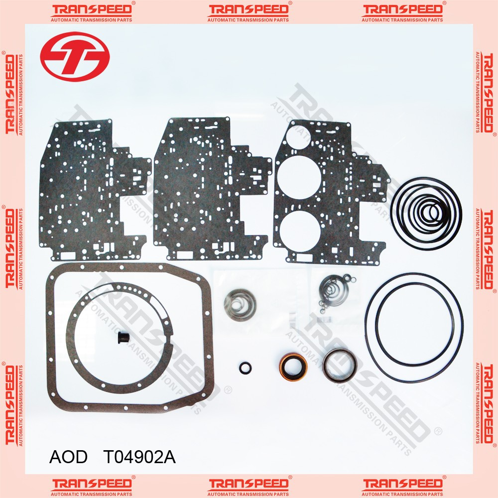 TRANSPEED AOD Automatic transmission overhaul kit T04902A gasket kit