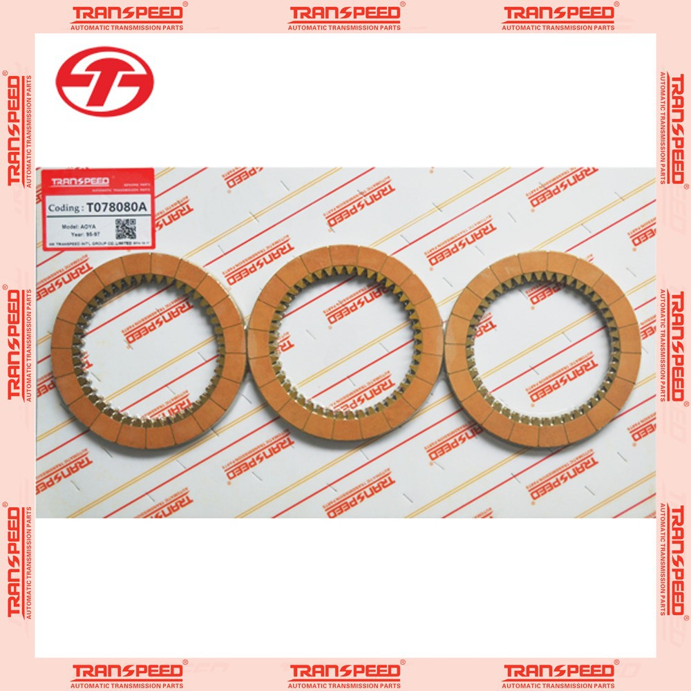 T078080A auto transmission friction plate kit for MPJA master kit clutch plate