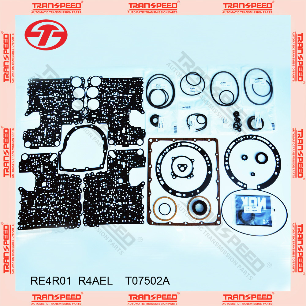 R4AEL automatic transmission overhaul kit for nissan, RE4R01 seal kit