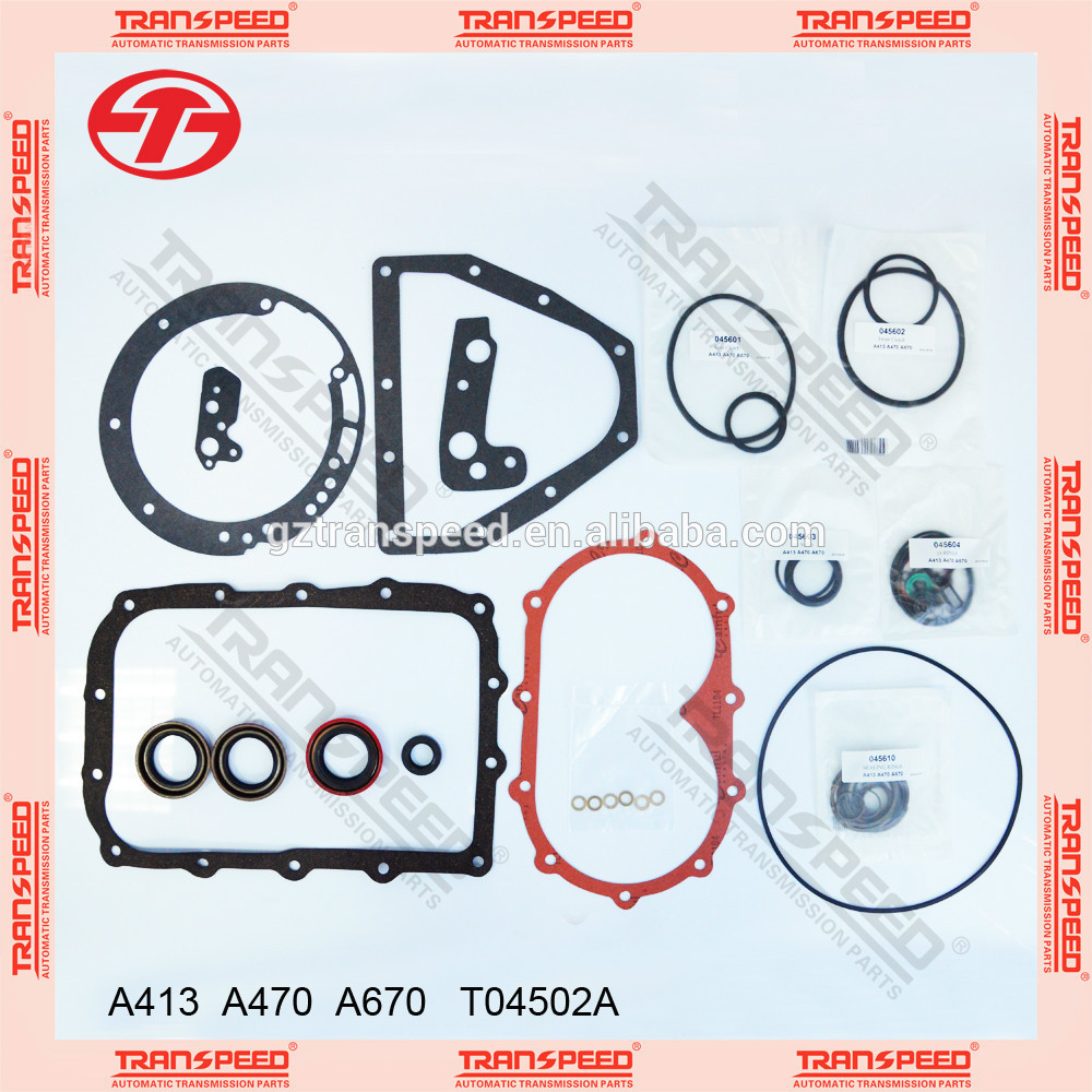 Transpeed A413 automatic transmission master repairing kit fit for DODGE.