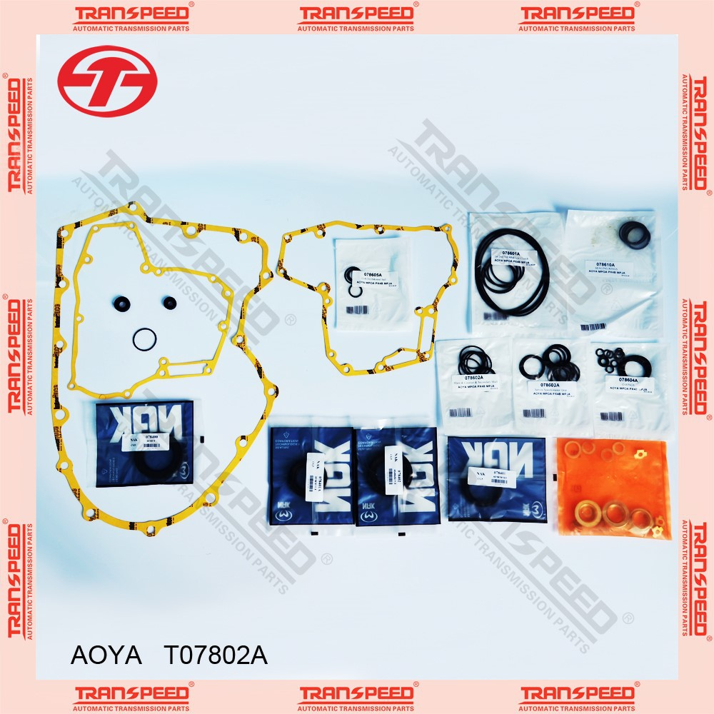 T07802A CD5 CB7 ,T07802B CG5 CF9 ,for transmission master overhaul kit.