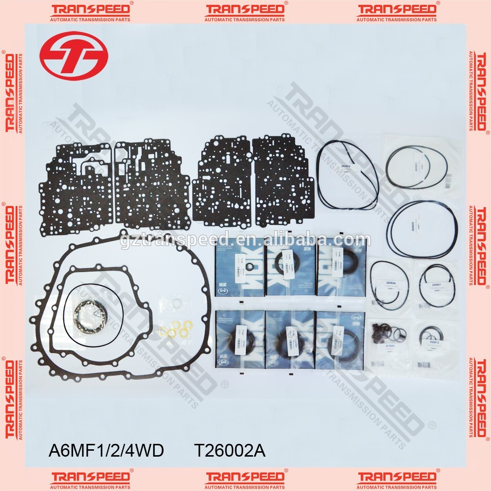 A6MF1 4WD Auto Transmission overhaul kit automatic transmission kit fit for HYUNDAI.