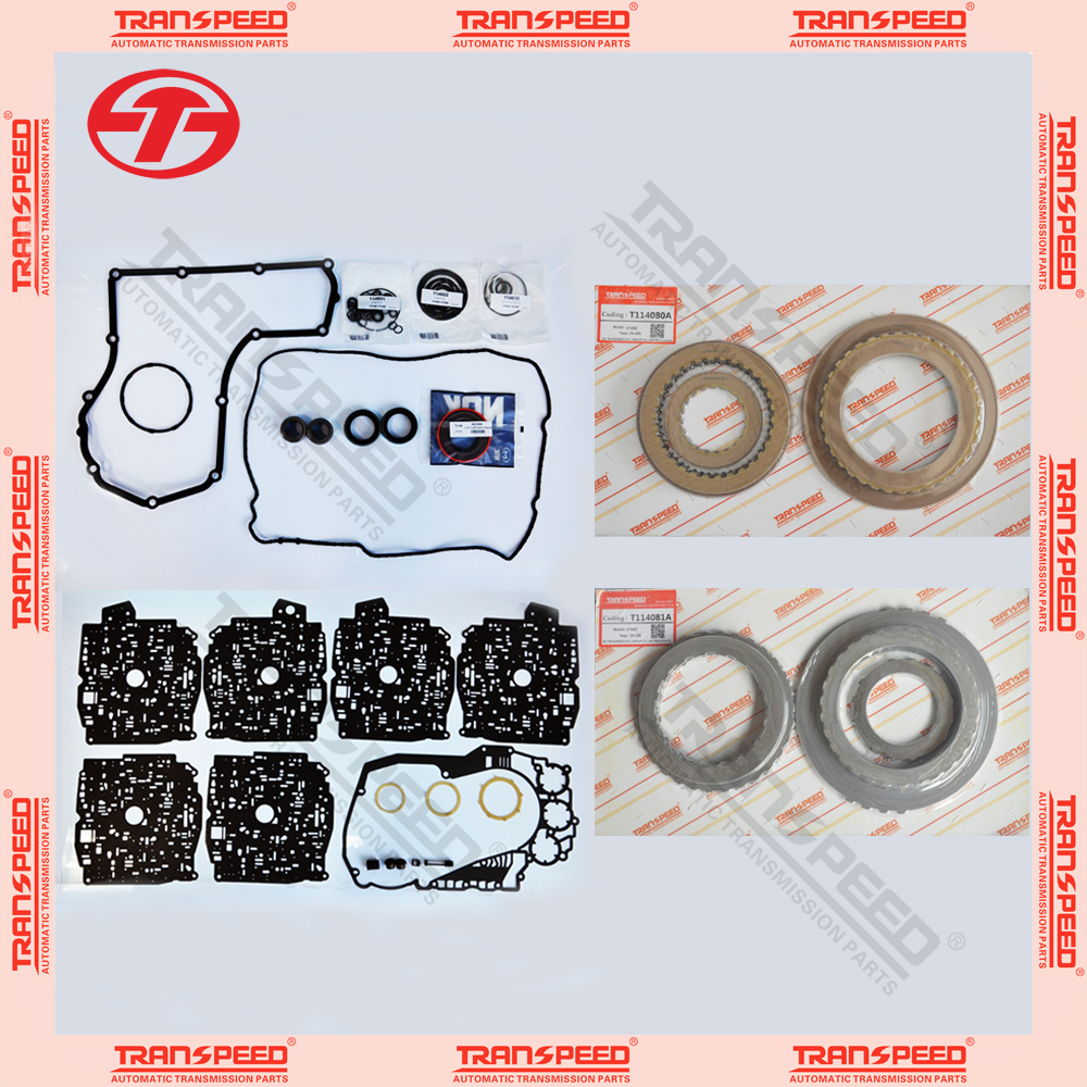 Transpeed automatic transmission kit T11400A for BUICK Featured Image