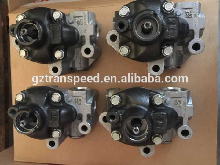 transpeed JF017E automatic transmission oil pump