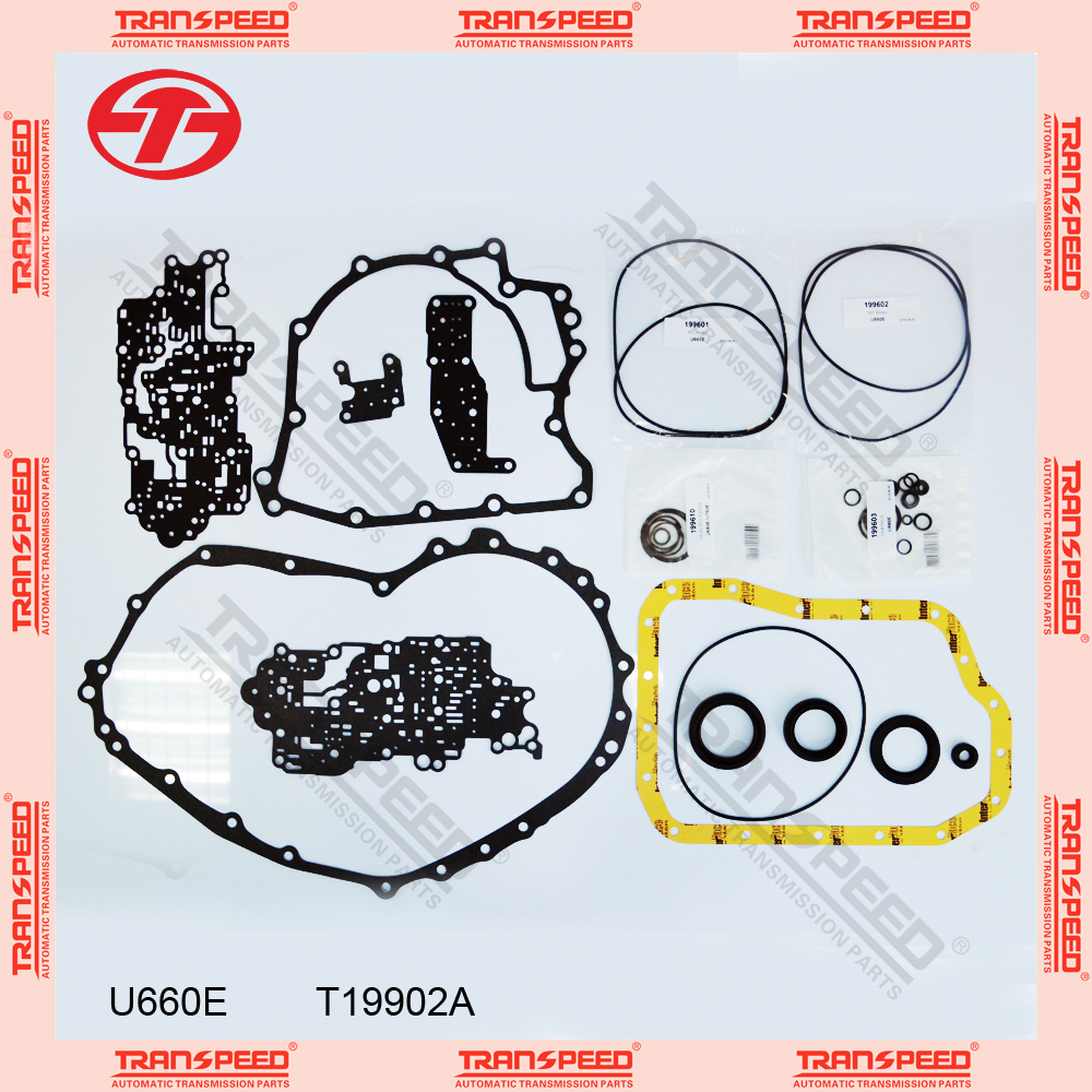 UAE hot sale guangzhou TRANSPEED U660E transmission overhaul kit gasket kit seal kit