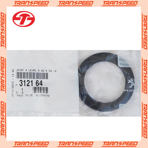 AL4 automatic transmission left oil seal for Puegoet