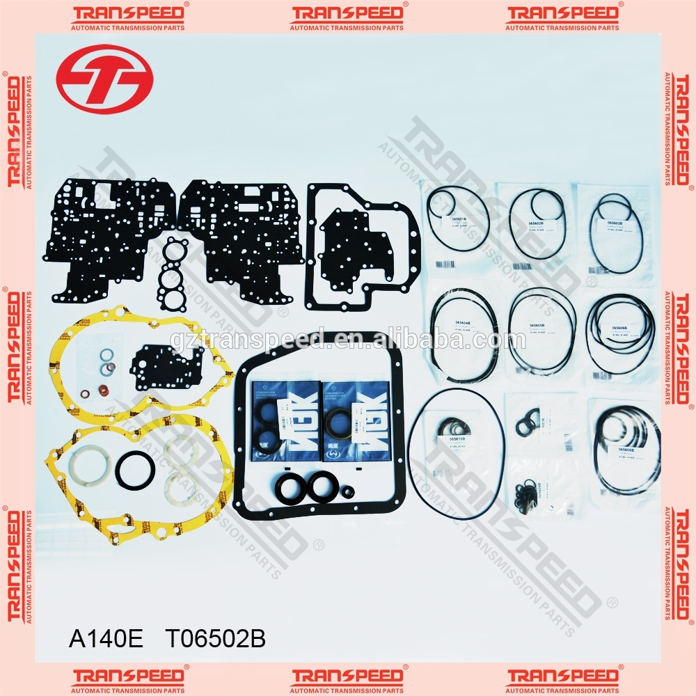 Excellent performance Transmission overhaul kits A140E for T06502B automatic transmission