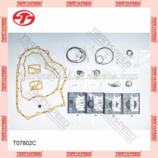 transpeed transmission overhaul kit T07802C b7xa Featured Image