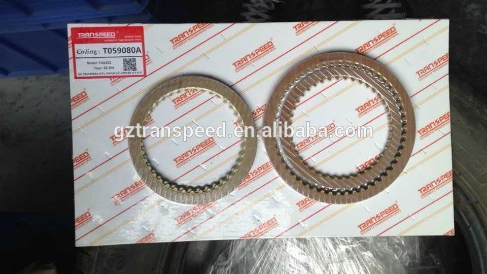F4A232 KM175 Automatic Transmission Friction Kit fit for MITSUBISHI.