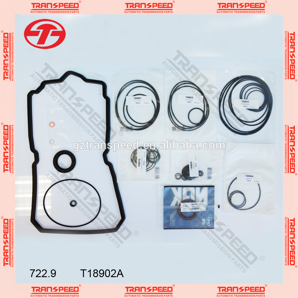 Transpeed 722.9 Automatic Transmission overhaul kit fit