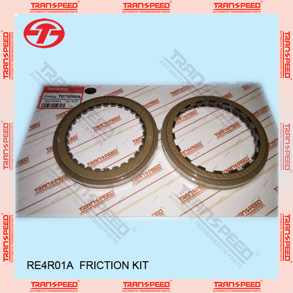RE4R01A automatic transmission friction kit
