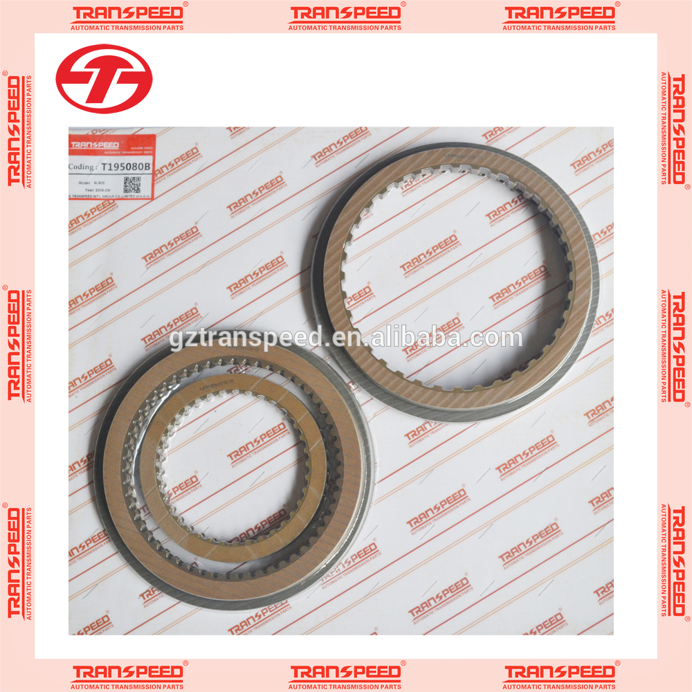 Transpeed 6L90E clutch plate automatic transmission friction kit for buick spare parts Featured Image