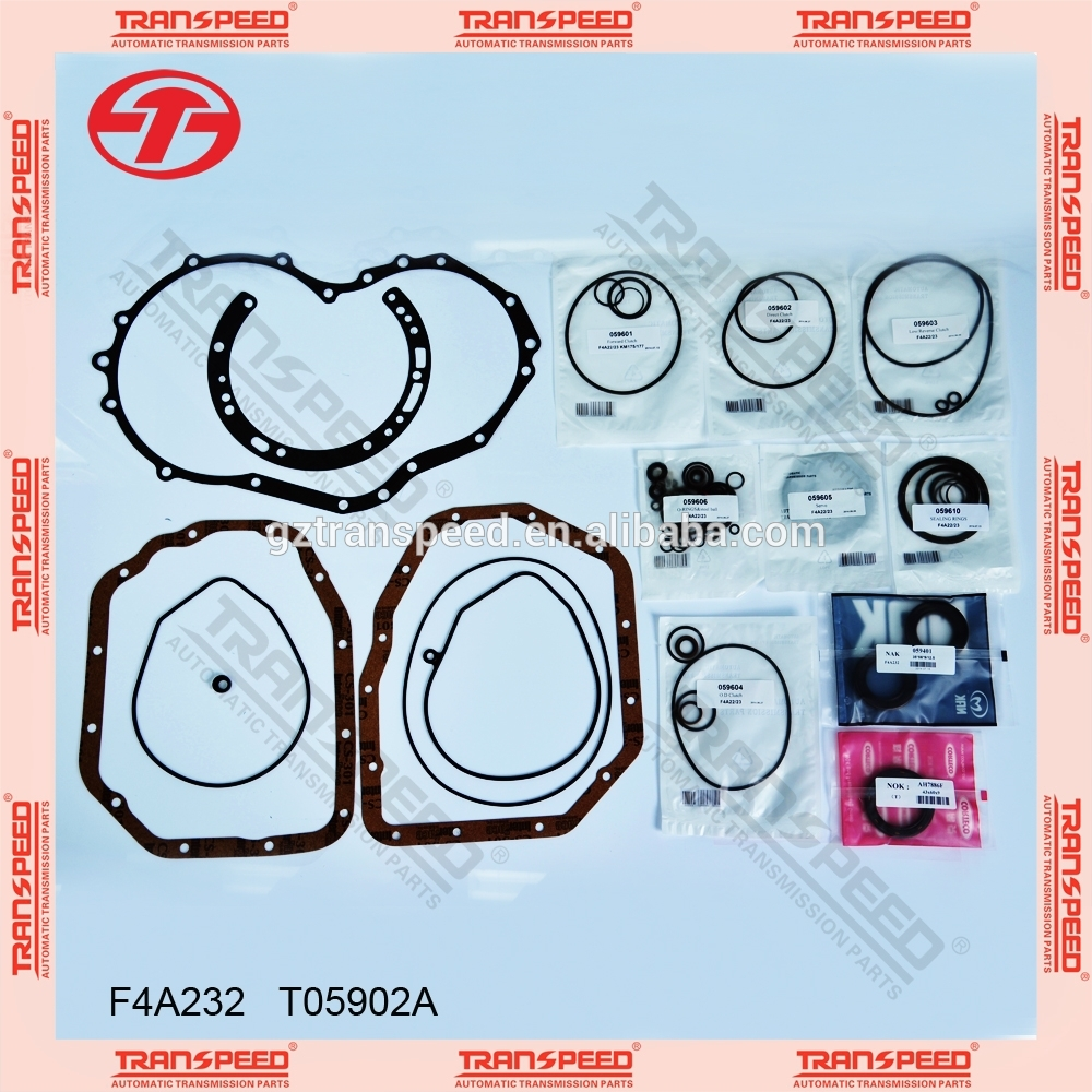 Automatic Transmission Overhaul Kit F4A232 T05902A gearbox sale