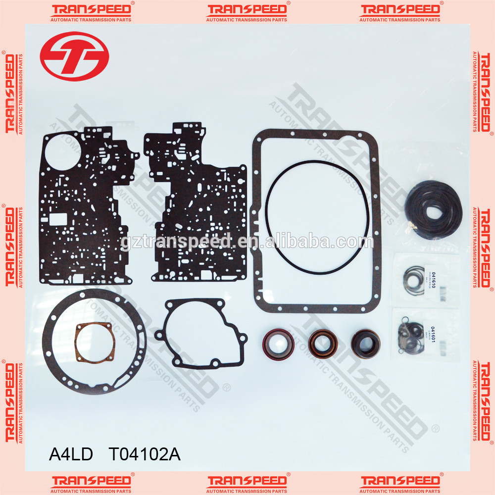 Transpeed automatic transmission master repairing kit A4LD.