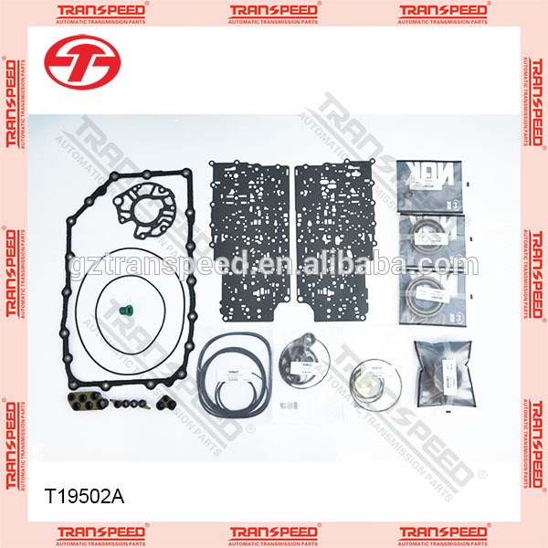 Transpeed 6L80E transmissio overhaul kit pan gasket seal kit ring set for Hummer cars Featured Image
