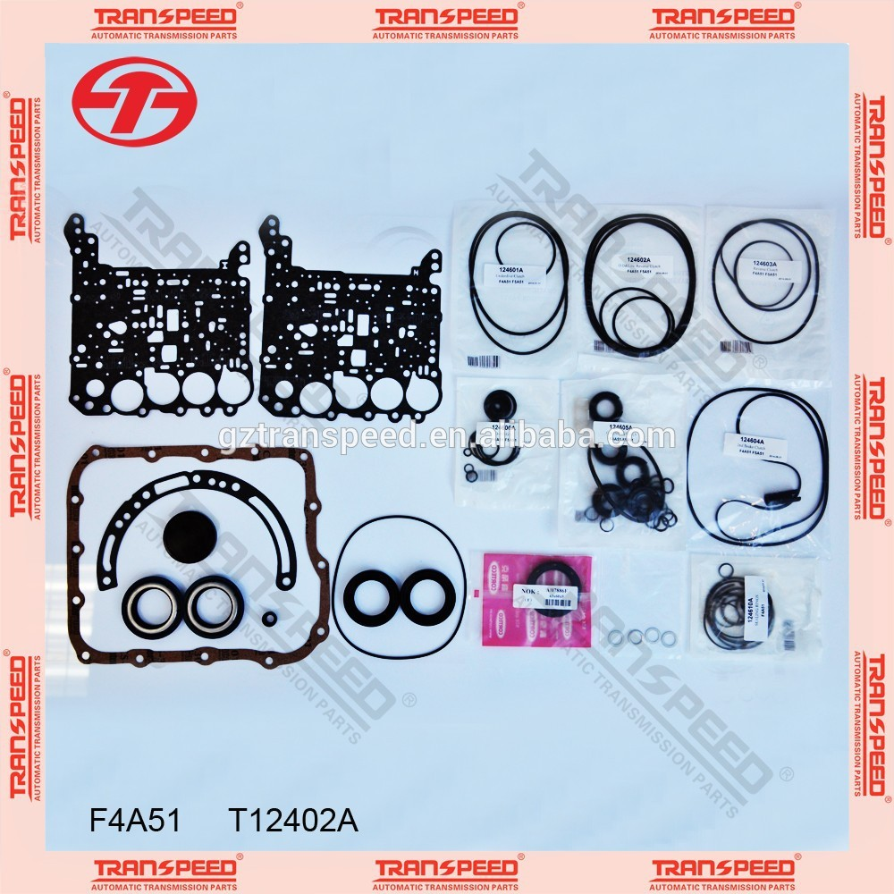 F4A51 automatic transmission overhaul kit ,seal kit for MITSUBISHI