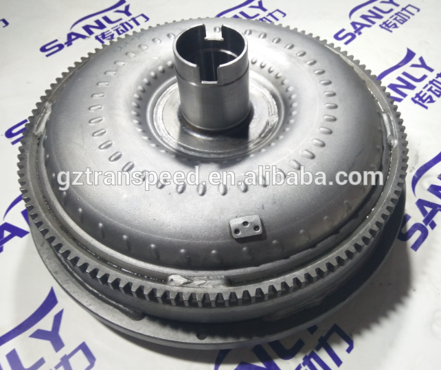 Transpeed 4EAT automatic transmission torque converter
