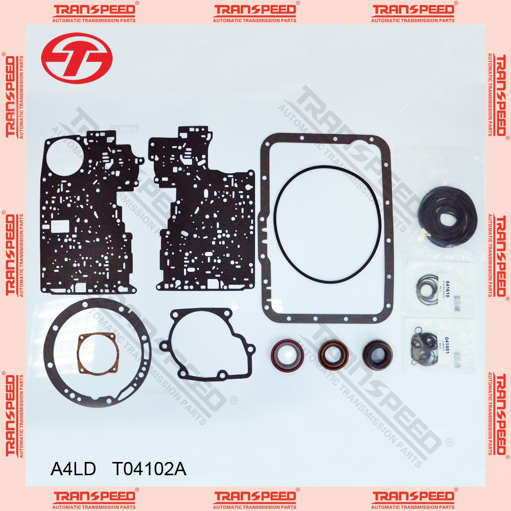 T04102A Transmission overhaul gasket kit for A4LD gearbox