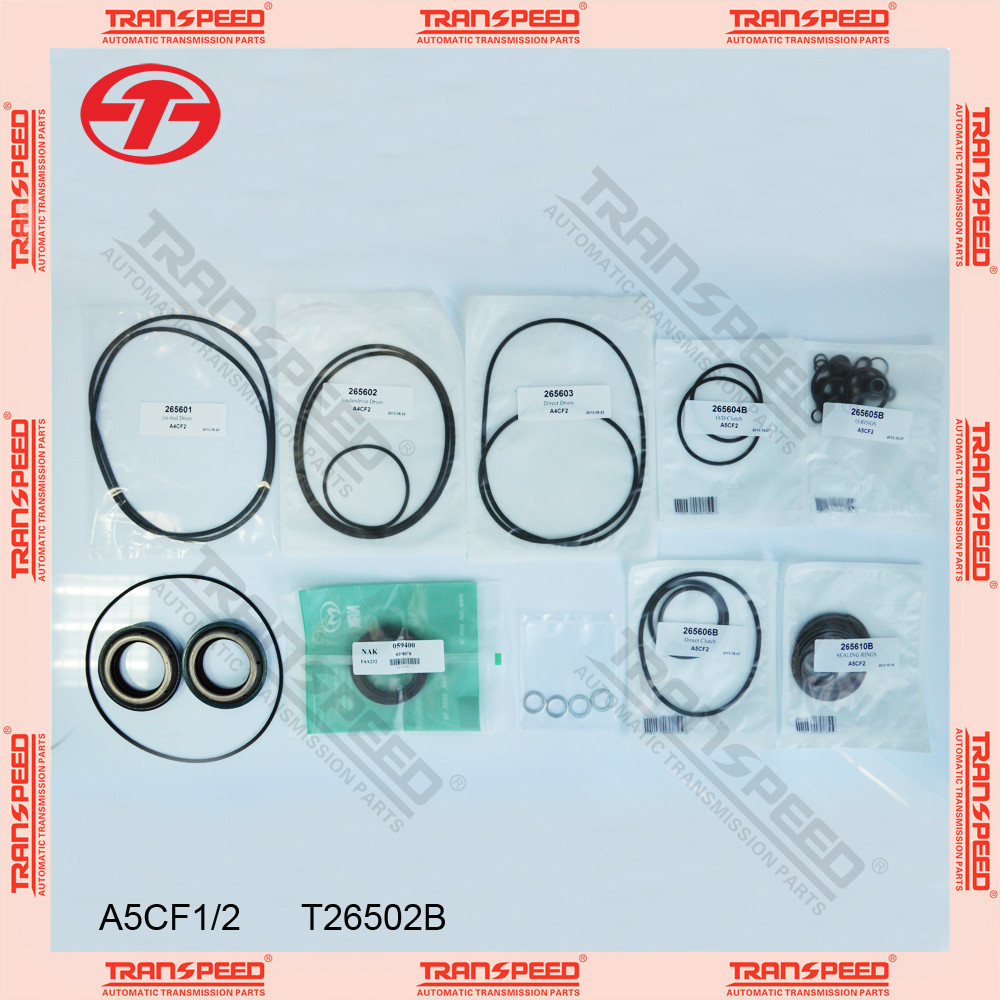 a5cf1/a5cf2 auto transmission gasket kit T26502b fit for hyundai auto transmission