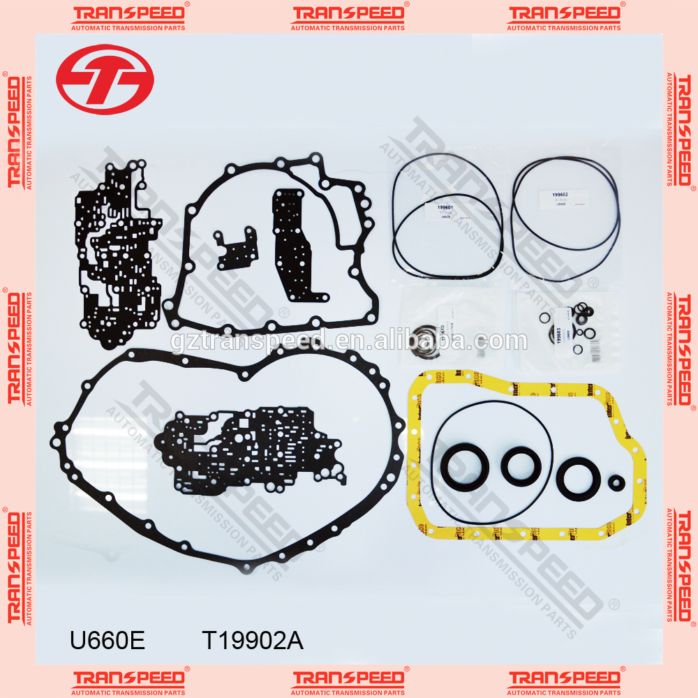 hot sale Transpeed U660E automatic transmission overhaul repair kit for spare parts China manufatory