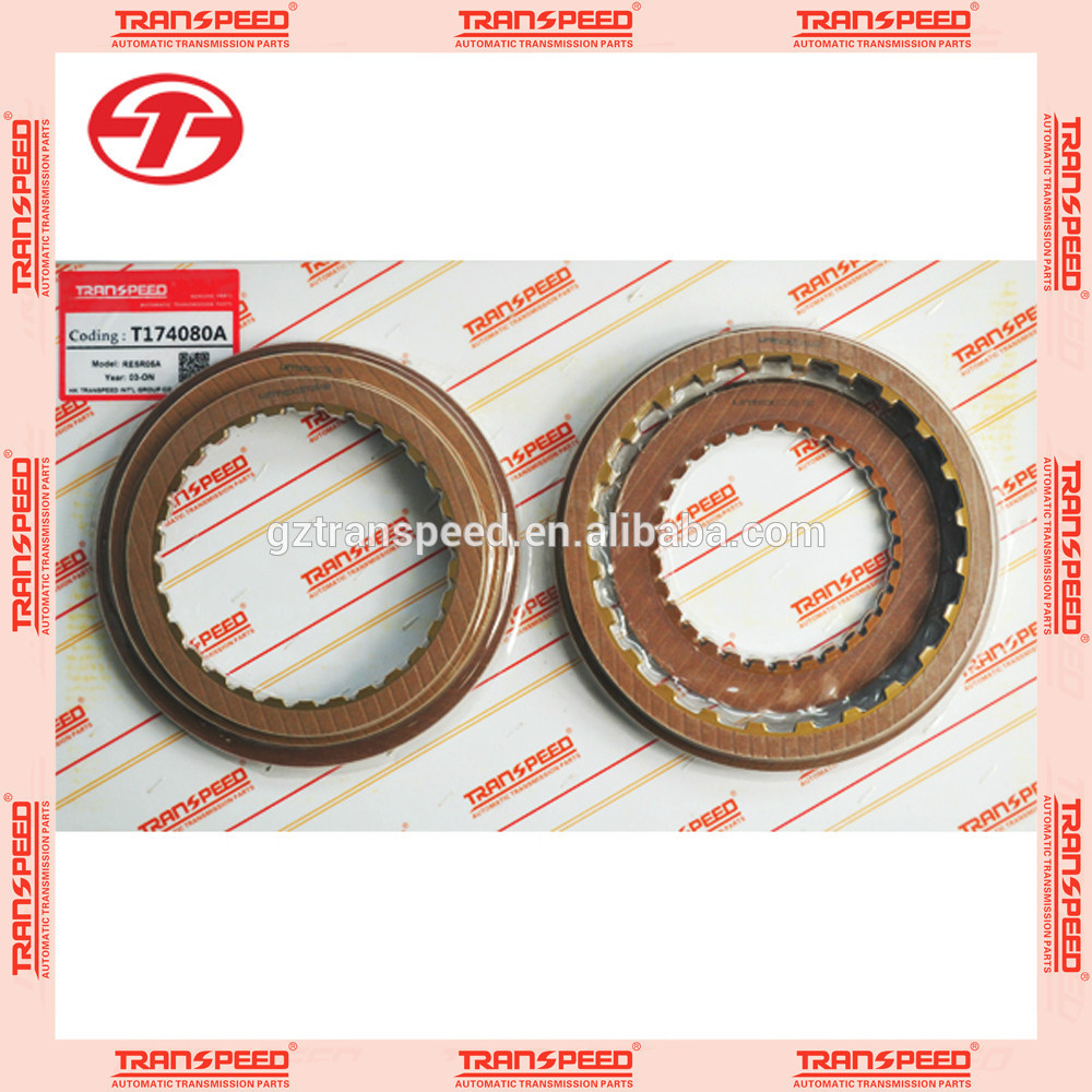 RE5R05A automatic transmission clutch friction plate ,friction KIT transpeed
