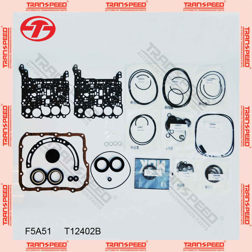 F5A51 automatic transmission overhaul kit for Mitsubishi,Transpeed