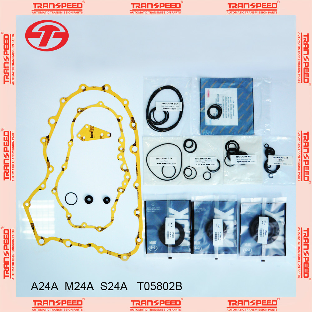 m24a automatic transmission seal kit T05802b fit for honda 92-97 year a24a s24a