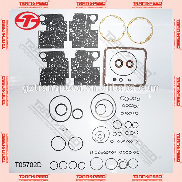 Transpeed 4L65E overhaul kit with NAK oil seal kit T05702D fit for Hummer. Featured Image
