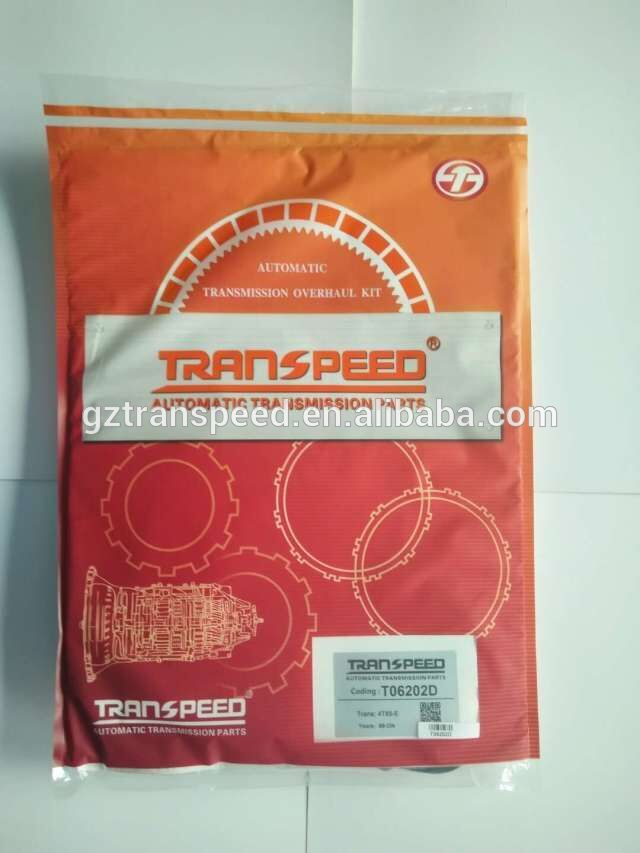 Transpeed Automotiv Automatic transmission gearbox 4L65-E overhaul kit T05702D repair gasket kit