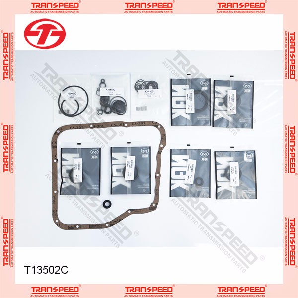 Transpeed automatic transmission parts overhaul pan gasket kit for CVT TR690 Featured Image