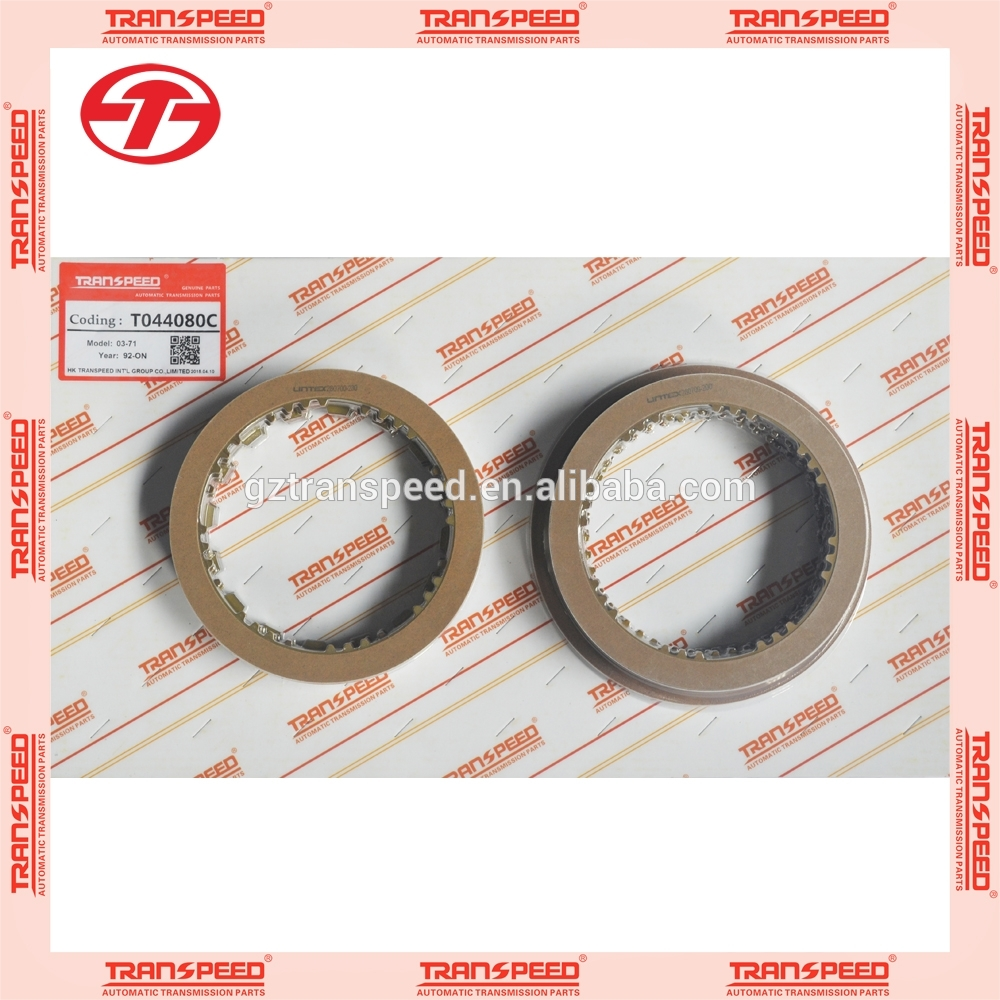 A46DE A46DF 03-72LE automatic transmission friction kit clutch kit