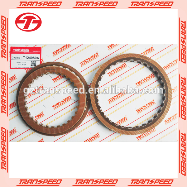 F4A51 automatic transmission friction kit transpeed T124080A China manufacturer for MITSUBISHI gear box car spare parts Featured Image