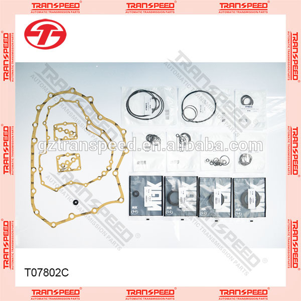 B7XA overhaul kit automatic transmission kit T07802C from Transpeed.