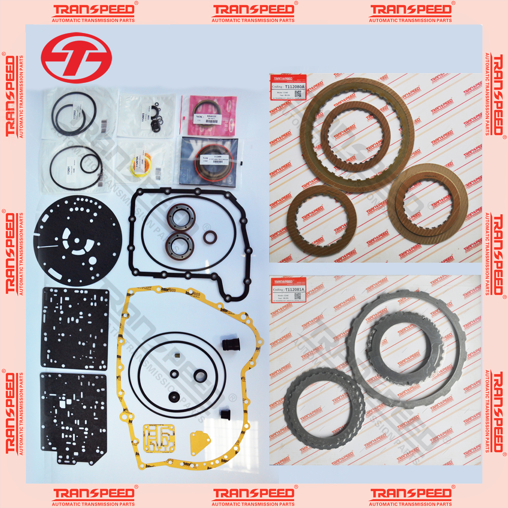 guangzhou TRANSPEED CD4E transmission rebuild kit master kit Featured Image