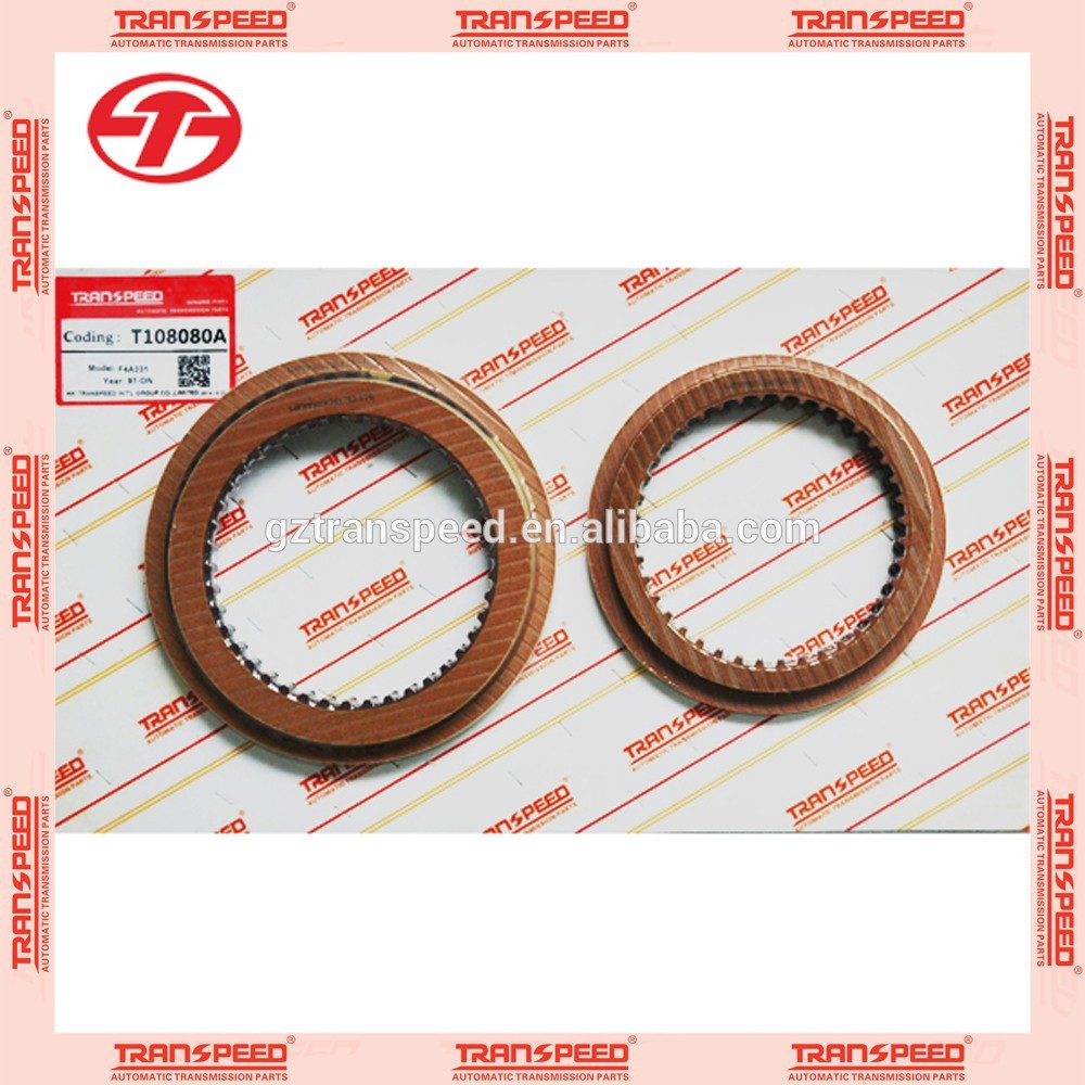 F4A33 Friction Mod Gearbox lintex transmission friction plate FIT For MITSUBISHI .