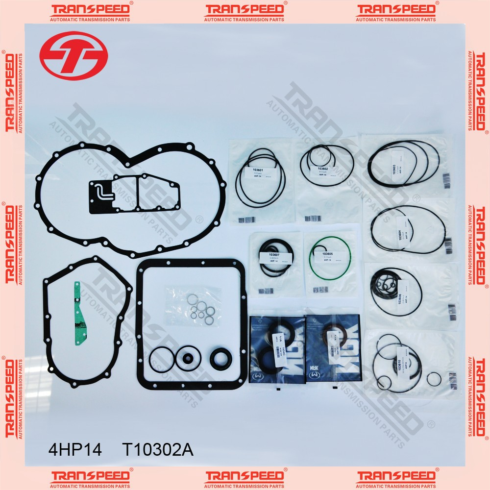 Automatic transmission overhaul kit gasket kit 4HP14 T10302A TRANSPEED