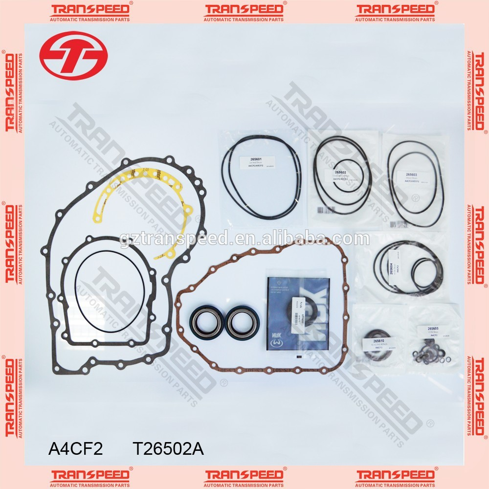 A4CF2 Transmission overhaul kit with NAK seal kit fit for HYUNDAI.