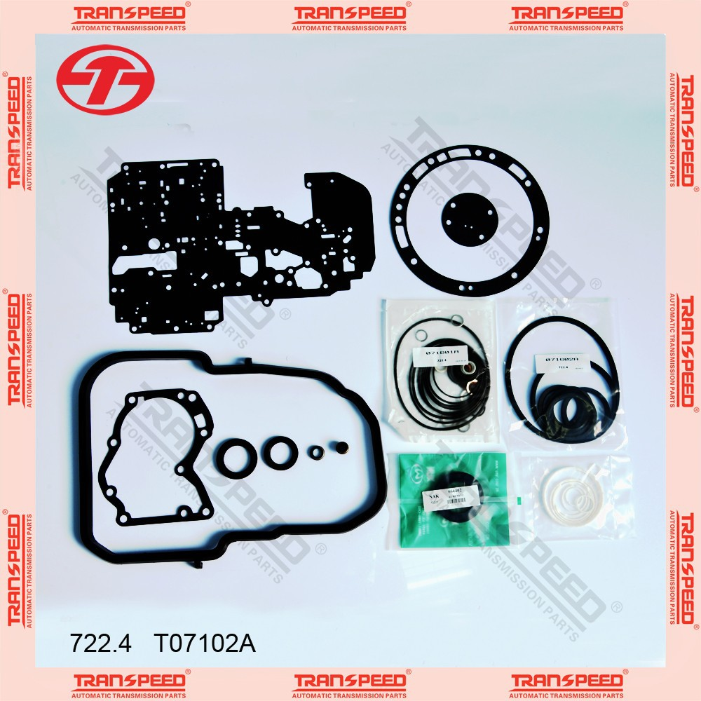 722.4 Automatic transmission overhaul kit gasket kit T07102A TRANSPEED for MERCEDES