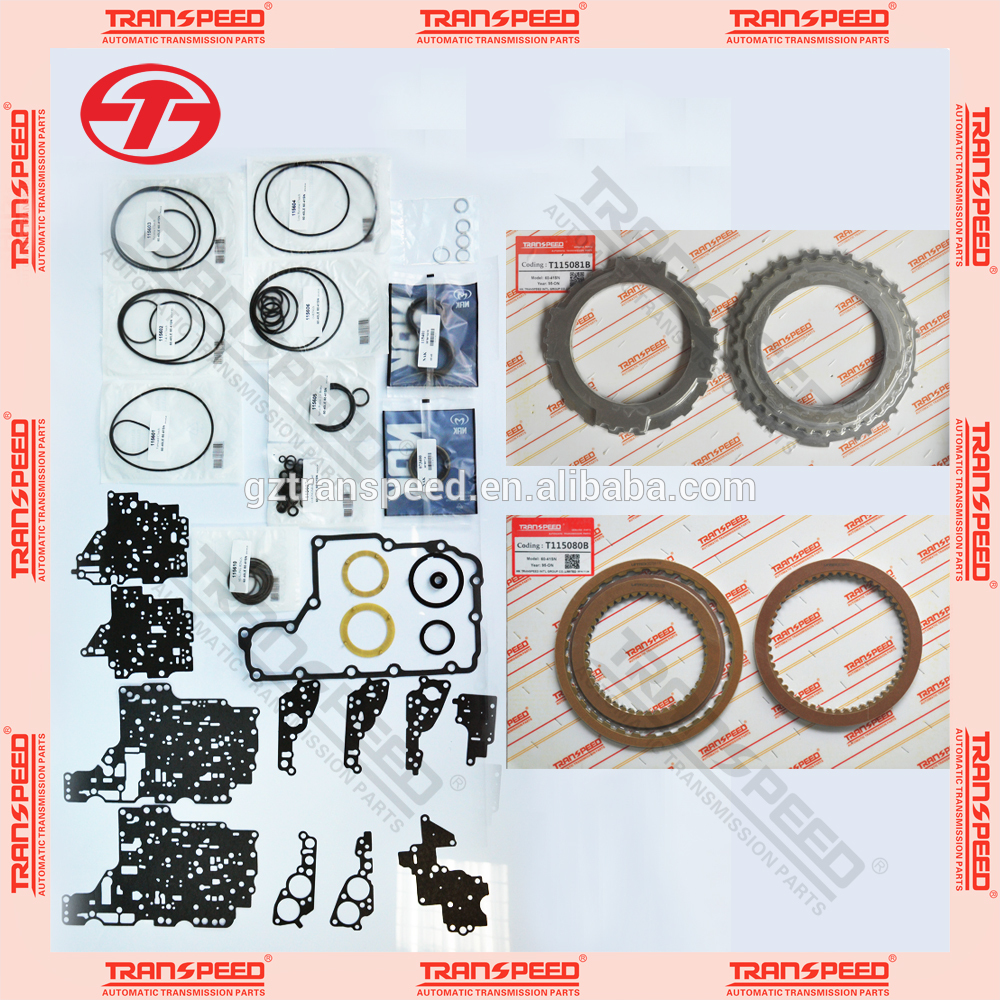AW60-40SN transmission Master Kit with lintex friction plate fit for CHRYSLER.
