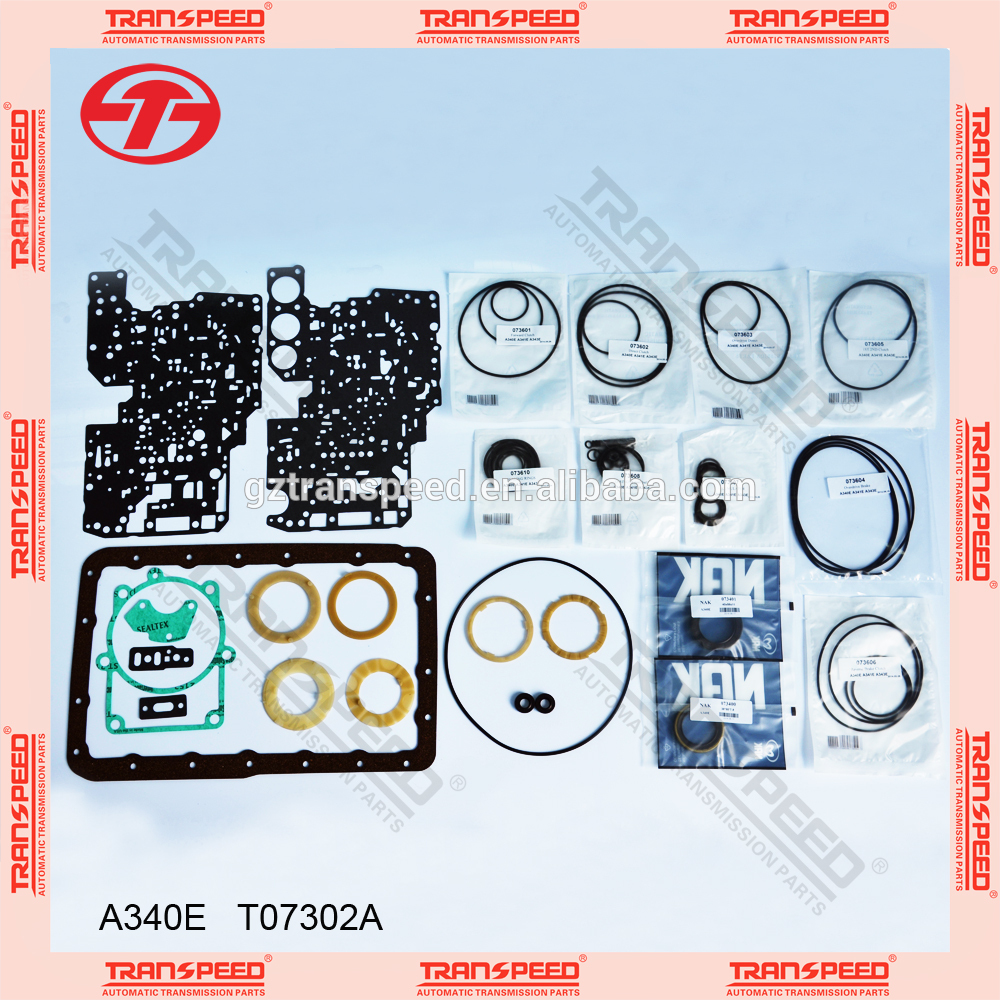 A340E Transpeed Auto Transmissin overhaul kit automatic transmission kit Featured Image