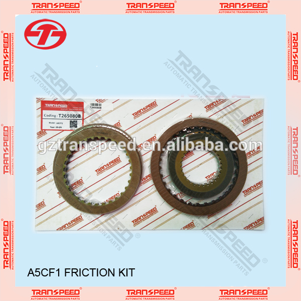 Tranpeed 5F16 A5CF1Transmission friction Kit for Hyundai