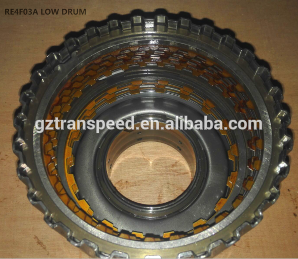 RE4F03A automatic transmission low drum assy for Nissan