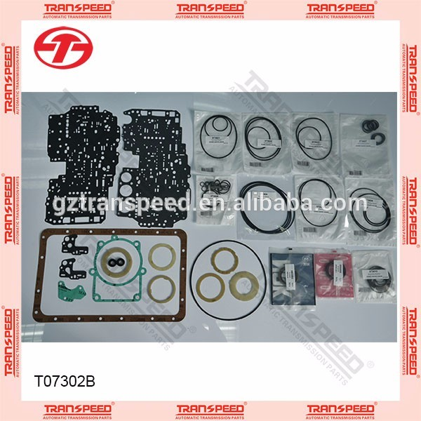 High quality transmission parts A341E overhaul gasket seal oil pan set